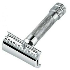 Merkur Chrome Slant 37c Safety Razor (37001)