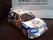 Nuevos Modelos De Otto Mobile Peugeot 306 Maxi 1998 Rallye Monte Carlo Resina Modelo 1/18