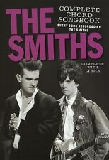 The Smiths Complete Chord Songbook Music Book