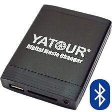 USB MP3 Bluetooth Adapter Freisprecheinrichtung Toyota Corolla E120 2003 - 2012