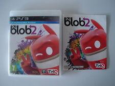 De Blob 2 Complet Jeu avec des fonctions PS Move sur PS3 !!!!