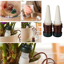 8pcs Self Watering Probes Indoor Garden Plant Watering System Houseplant Spikes