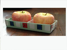 Apple Xmas Candles - T Lights - Small Candles 4PCS