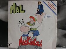 "MAL - MACKINTOSH / PICCOLE COSE 45 GIRI 7"" SIGLA TV RARO CON ERRORE DI STAMPA"