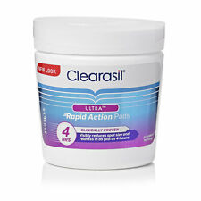 CLEARASIL ULTRA RAPID ACTION 65 PADS