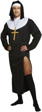 MENS NAUGHTY NUN SISTER ACT FANCY DRESS COSTUME OUTFIT  PARTY STAG DOO OUTFIT