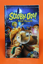INSTRUCTION BOOKLET/MANUAL ONLY FOR SCOOBY-DOO FIRST FRIGHTS PS2 (NO GAME) !!! ⭐