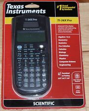 Brand New Genuine Texas Instruments TI-36X Pro Scientific Calculator Free Ship