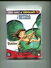 Disney Classici # TARZAN # I Video Games di Topolino - PC CD