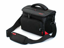 CAMERA BAG CASE for Canon 450D 1100D 550D 600D SX30 SX40 60D With Rain Cover