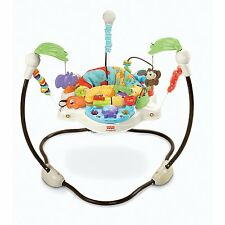 Fisher-Price Luv U ZooSpinning JUMPEROO, Music All-Around Fun Seat BABY BOUNCER
