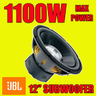 "JBL 12"" Inch 1100w Car Audio Subwoofer Driver Bass GT5 SPL Sub Woofer New"