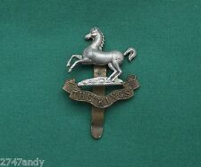 WW1, The King's Liverpool Regiment~100% GENUINE British Military Army Cap Badge