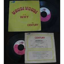 CENTURY - Why Rare French PS Heavy Psych 70' Chico Magnetic Band