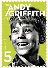 The Andy Griffith Show - The Complete Fifth Season 5 (DVD, 2015, 5-Disc Set)