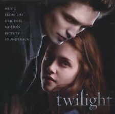 TWILIGHT BISS ZUM MORGENGRAUEN SOUNDTRACK CD NEU