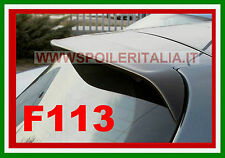 ALFA 147 GTA REAR SPOILER REAR/ROOF SPOILER WITH  GLUE   F113GK SI113-3-UK a