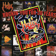 HELIX - ROCKIN' YOU FOR 30 YEARS - CD
