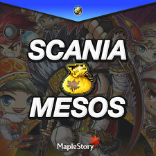 Maplestory Scania Mesos - Per Billion