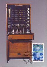 Liechtenstein 1998: OMK 165 100 Jahre Telefon in Liechtenstein