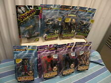 MCFARLANE TOYS 8 FIGURE SUPER SET SPAWN WETWORKS YOUNGBLOOD NEW IN PACKAGE GREAT