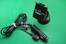 Genuine Garmin NUVI 600 610 650 660 670 680 GPS Cradle Holder Clip Mount Charger