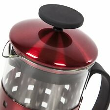Morphy Richards 46191 Accents Red Cafetiere - 8 Cup - Minor Defect - R1