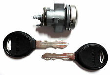 NEW CHRYSLER DODGE Door Lock Cylinder Coded With 2 Rubber Head Keys - LOCKSET