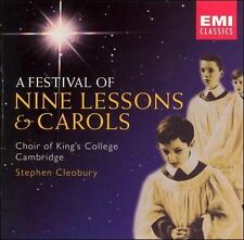 A Festival of Nine Lessons and Carols, , Acceptable