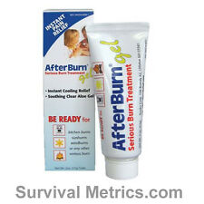 After Burn Treatment Gel 2 oz. Tube
