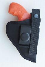 """Inside Pants Inside Waistband Holster for 6 Shot 2"""" Revolver 38 & 357"""