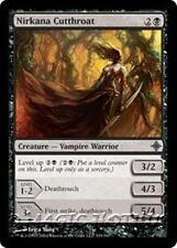 NIRKANA CUTTHROAT Rise of the Eldrazi MTG Black Creature — Vampire Warrior Unc