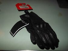 New REV'IT! Fly XS Gloves Size Xtra Small Black # FGS0610010-XS