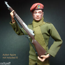 Vintage Action Man M1 Garand Rifle Late Issue 1970s Hasbro