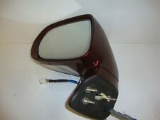 2012-2015 Lexus RX350 RX450H Left Driver Side Signal Door Mirror OEM Red