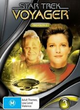 Star Trek Voyager: Season 3 NEW R4 DVD