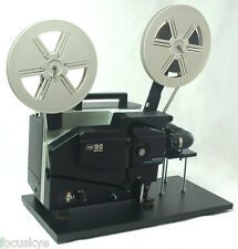 ELMO 16mm Movie Projector Unit Telecine Video Transfer Built-In 3CCD SD Camera