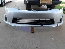 2012 2013 2014 TOYOTA CAMRY FRONT BUMPER COVER OEM  52119-06620