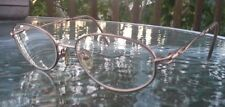 Silver Dollar Designer Eyeglasses Frames  Jewel 50/17 130mm