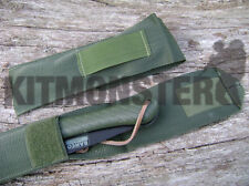 Olive Green Velcro Belt Pouch for Bahco Laplander Folding Saw Bushcraft Survival
