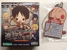 ATTACK ON TITAN Phone Ornament Gashapon) FROM Kotobukiya (Colossus Titan)
