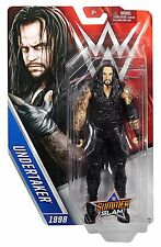 UNDERTAKER WWE MATTEL SUMMERSLAM 2016 ACTION FIGURE TOY - IN STOCK - MINT