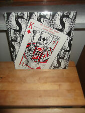 "FLESH EATERS ""No Questions Asked"" LP SPITTLE ITA 2012 - SEALED"