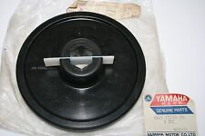 nos Yamaha snowmobile front axle guide wheel 1978 srx440 8g9-47530