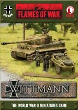 Flames of War BNIB Tank Aces - Tiger 1E Wittmann box GBX16