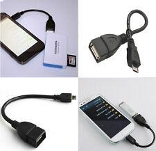 Samsung Tablet PC Handy Adapter OTG Datenkabel USB2.0 A Buchse zu MicroB Stecker