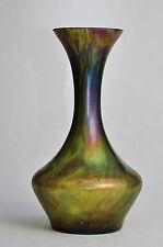 Ancien vase verre irisé 1900 Loetz Kralik Art Nouveau Antique jugendstil glass
