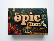 Tiny Epic Western - Strategy Card Game from makers of Tiny Epic Kingdom Galaxies