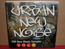 Urban New Noise EMI New Music Sampler Vol 1 PROMO CD Snoop Dogg RAS KASS Tela