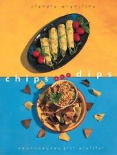Chips and Dips: More Than 50 Terrific Recipes by Claudia McQuillan (1997, Book)